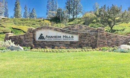 Anaheim Hills Homes for Sale